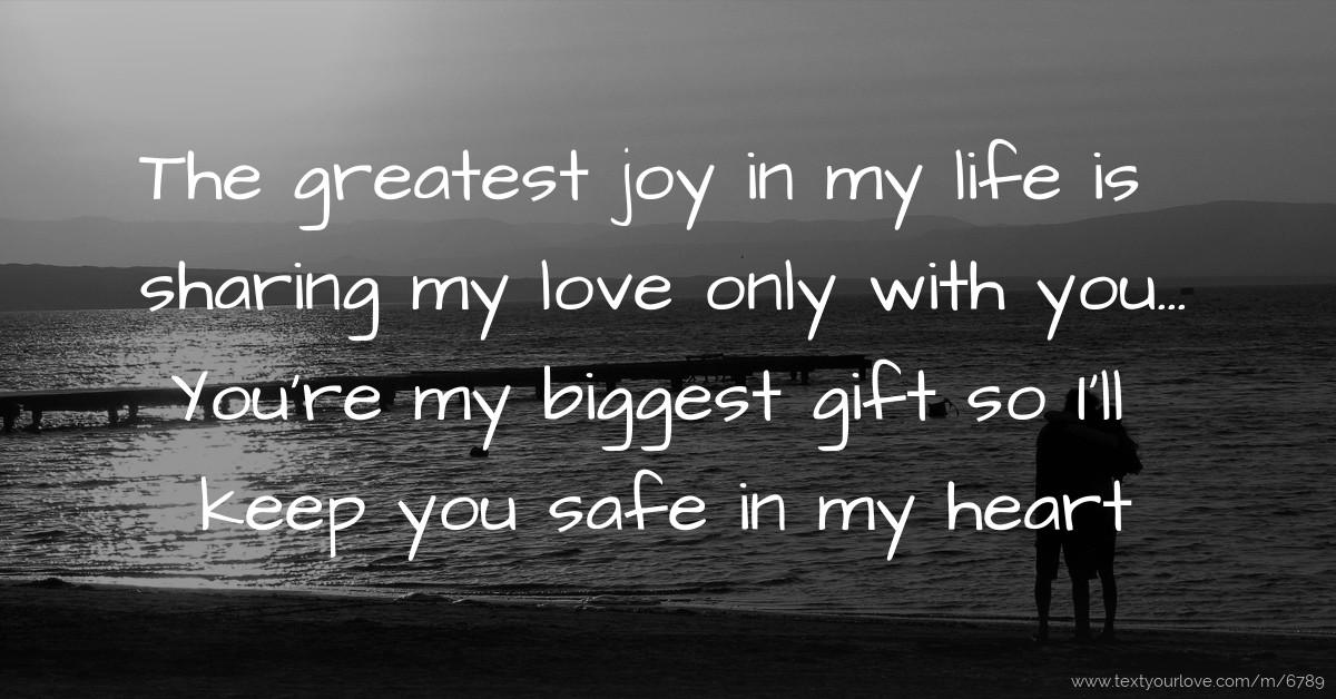 """my greatest joy Muchos ejemplos de oraciones traducidas contienen """"greatest joy"""" – diccionario   useful was perhaps the greatest joy i experienced, she later said america."""