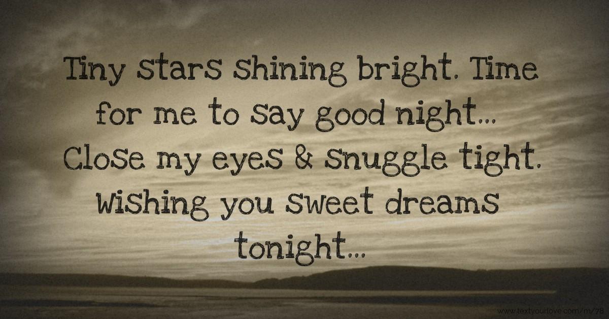 Song lyrics tonight gonna be a good night